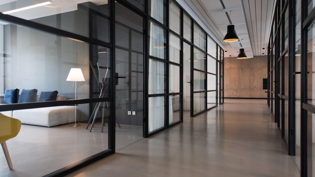 Commercial Renovation: Office fit-out